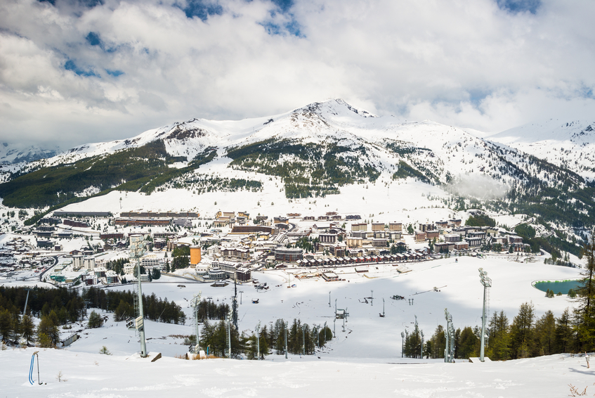 Sestriere, Italy