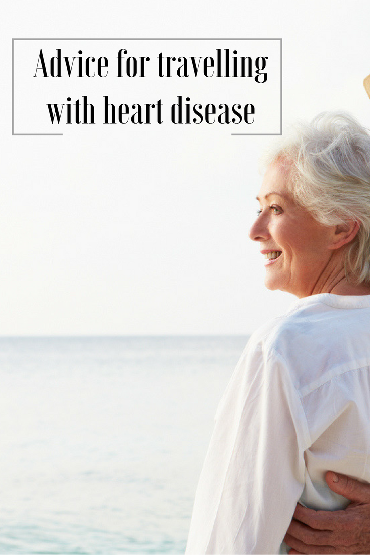 Travelling with heart disease