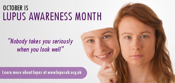 Lupus awareness month poster