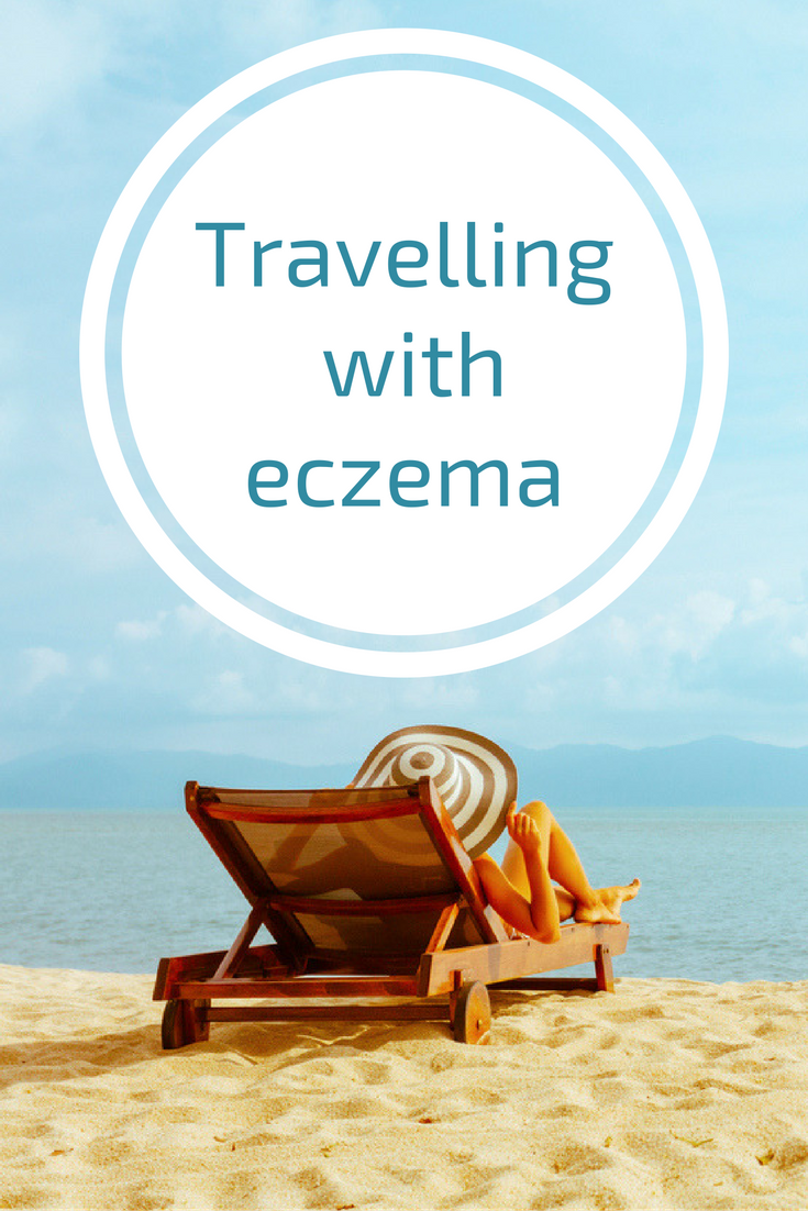 Tips for travelling with eczema