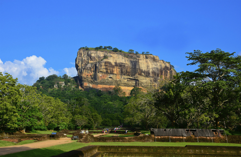 Sri Lankan landscape