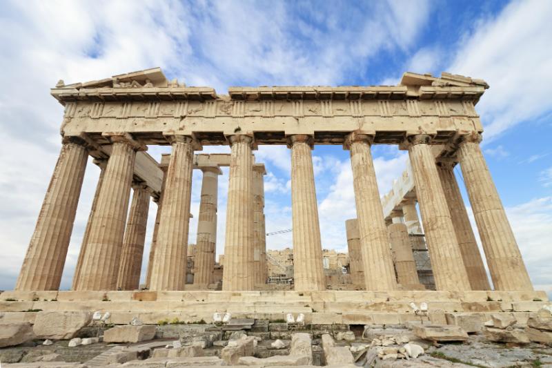 Parthenon Acropolis, Greece