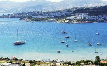 Yachts in Turkey