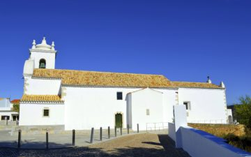 Querenca Church in the Algarve