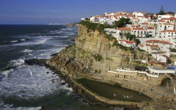 Azenhas do Mar coastline