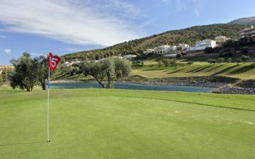 Alhuarin Golf Course, Costa del Sol