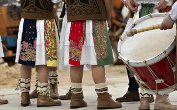 Folklore of Villamoura Portugal