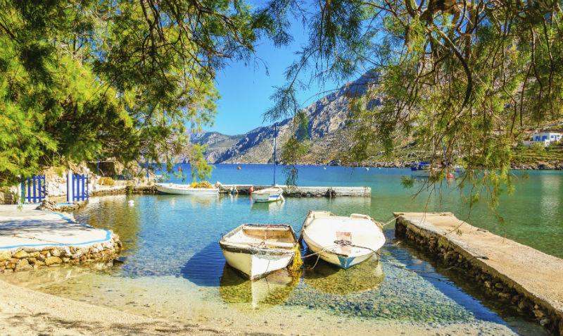 Romantic Bay in Kos
