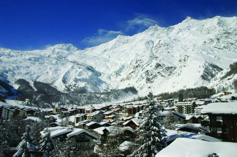 Best Ski Resorts in Europe to Spend Christmas on the Slopes.