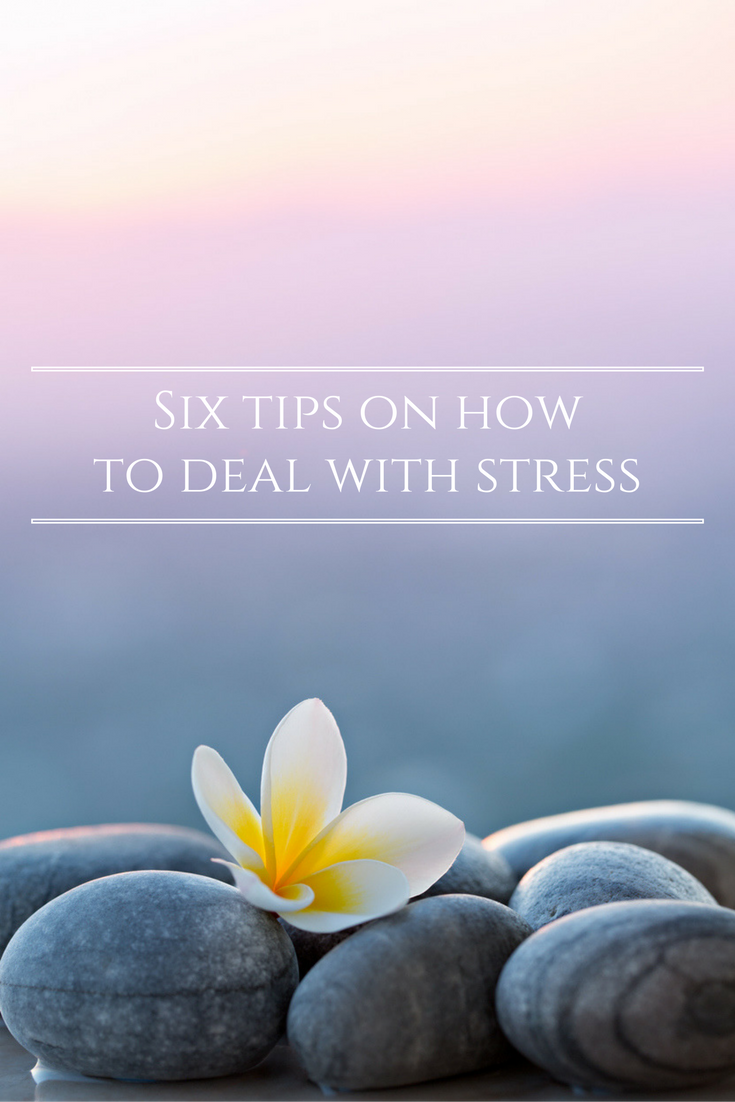 6 Ways to Deal with Stress