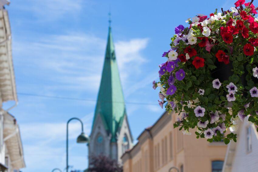 Flowers of Stavanger, Norway