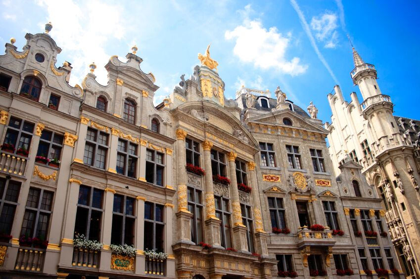 Grand Palace, Brussels, Belgium