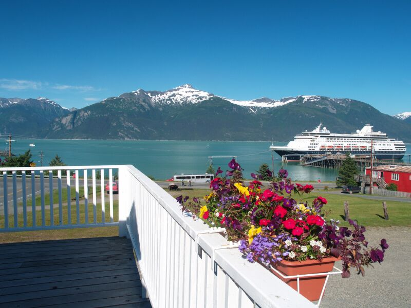 Haines Landscape, Alaska