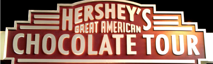 Hershey, Chocolate tour, Pennsylvania