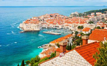 Dubrovnik Port, Croatia