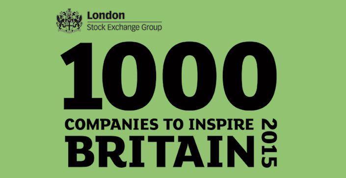 1000 companies to inspire britain logo