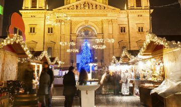 Christmas in Budapest