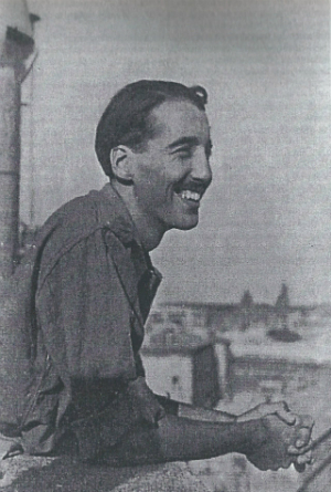 Christopher Lee in 1944
