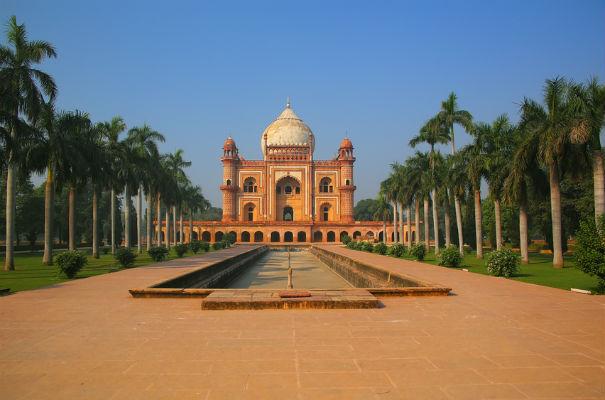 Delhi, India, Tomb of Safdarjung