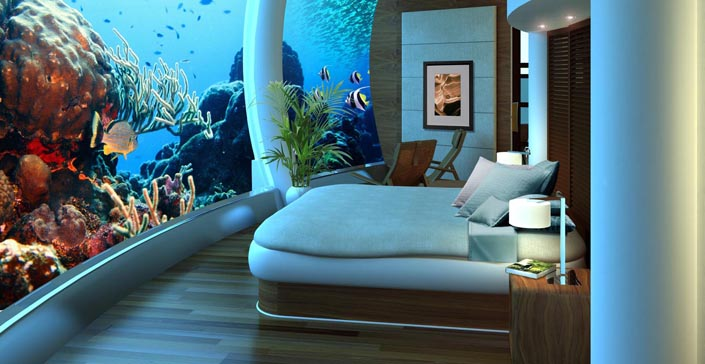 Poseidon Under Sea Hotel Fiji