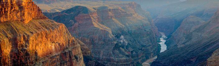 High risk travel destinations - Grand Canyon USA