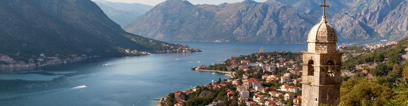 Lake in Kotor