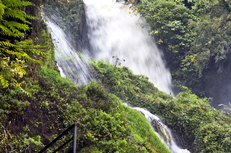 Waterfalls at Edessa
