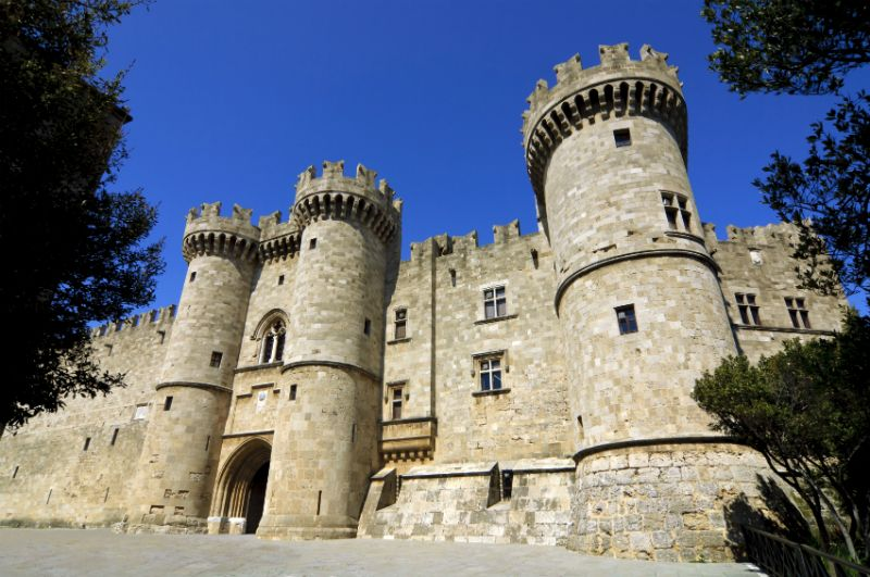 Palace of the Grand Master of the Knights, Rhodes
