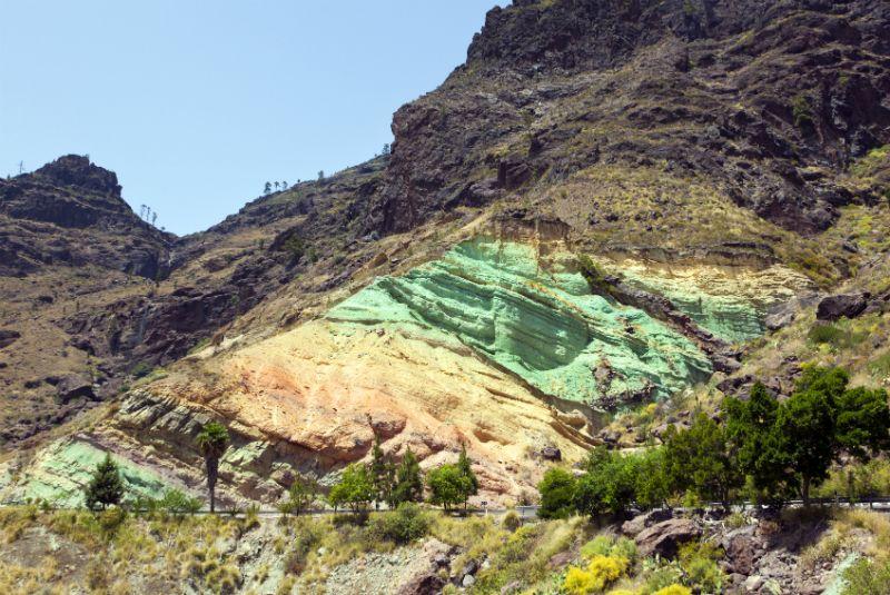 Gran canaria holidays exploring gran canaria on foot - Los azulejos gran canaria ...
