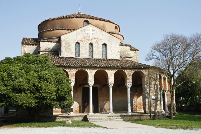 Torcello Cathedral, Venice, Italy