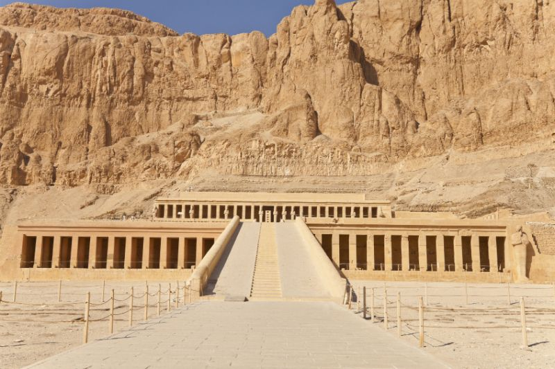 Temple of Hatshepsut, Valley of the Kings, Egypt