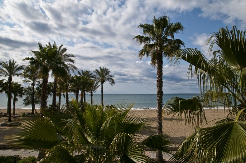 Cambrils Beach, Spain