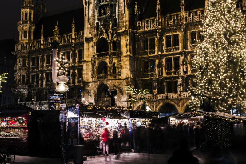Christmas Market, Munich