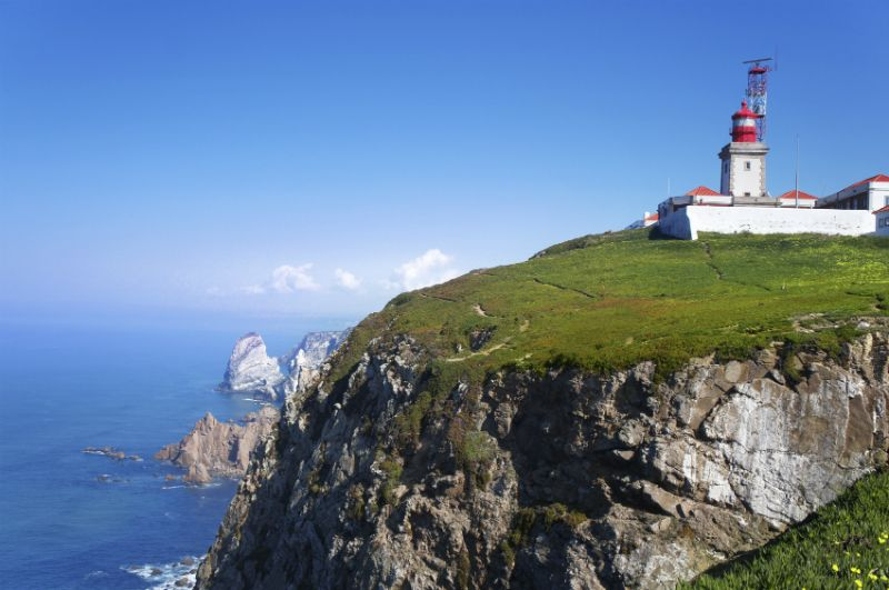 Lighthouse, Cabo da Roca, Portugal