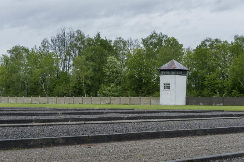 Dachau concentration camp, Munich