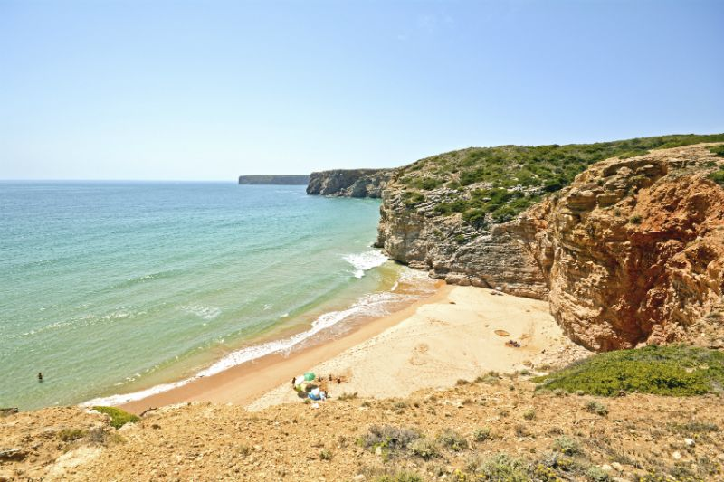 Cape St Vincent, Algarve