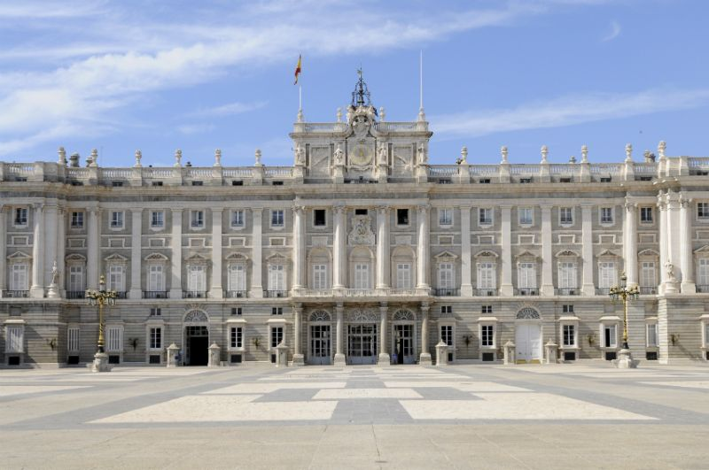 Royal Palace - Madrid, Spain