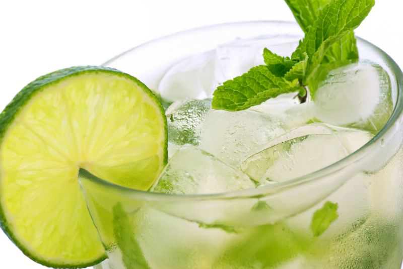 Ernest Hemingway's favourite drink. The Mojito