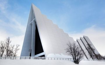 Arctic Cathedral, Tromso, Norway