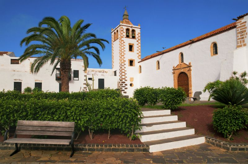 Betancuria Church, Fuerteventura