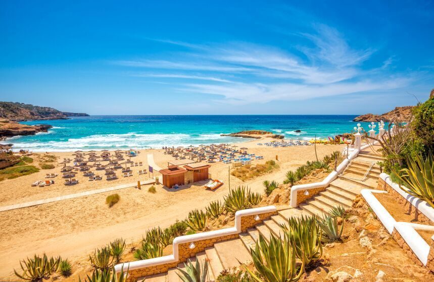 Cala Tarida Beach - Ibiza