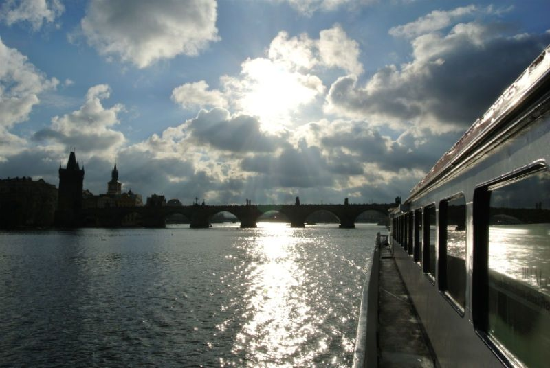 Daytime River Cruise, Prague