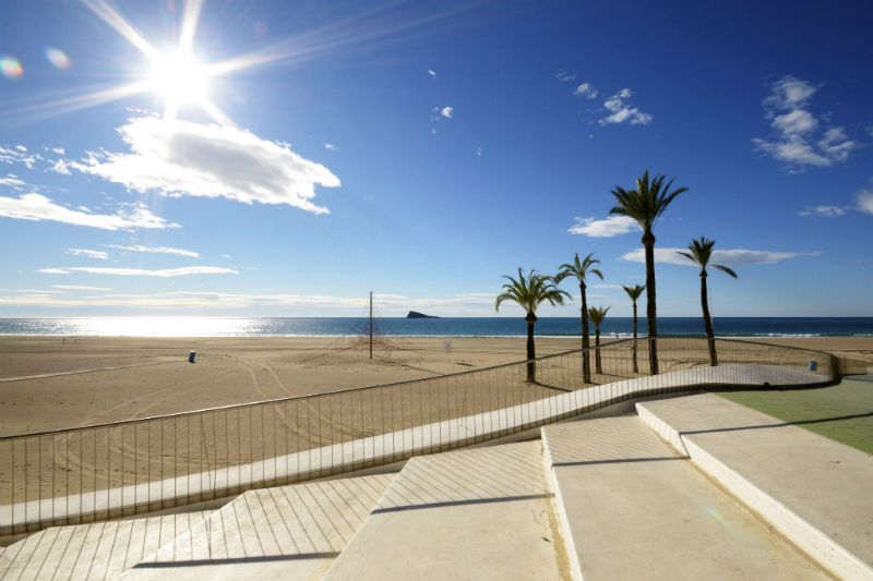 Levante Beach, Benidorm
