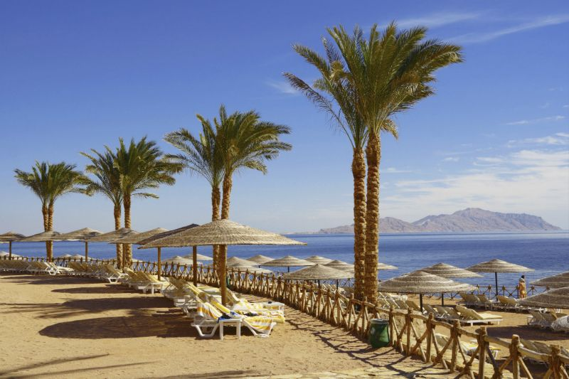 Nabq Bay Sharm el Sheikh