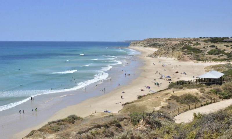 Port Willunga Beach, Adelaide