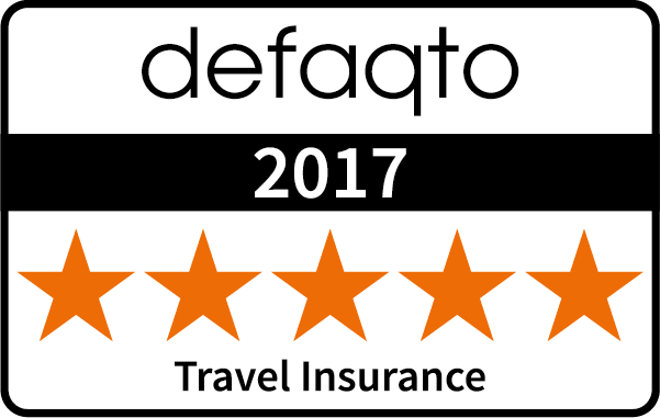 Staysure 5 Star Defaqto Rated Travel Insurance