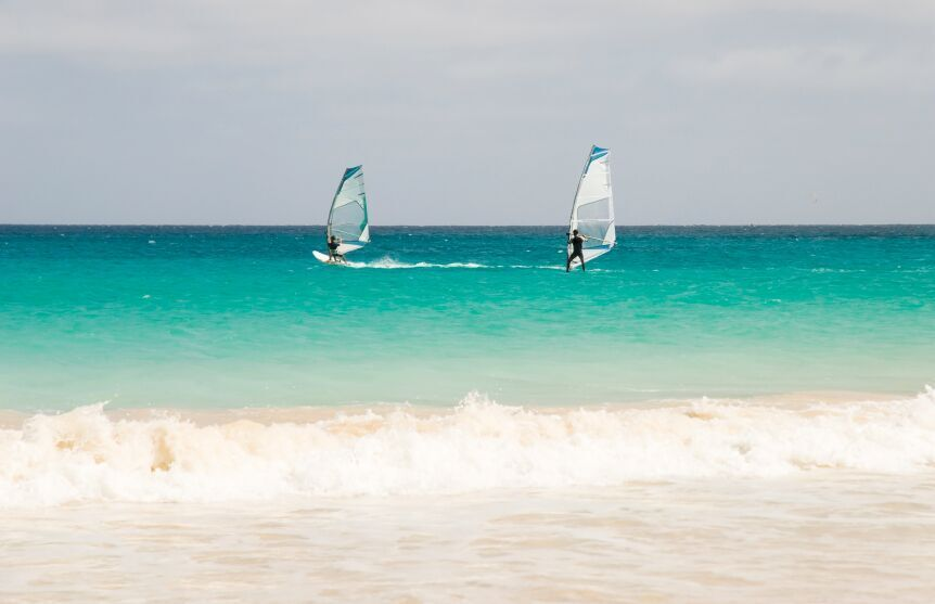 Windsurfing - Cape Verde