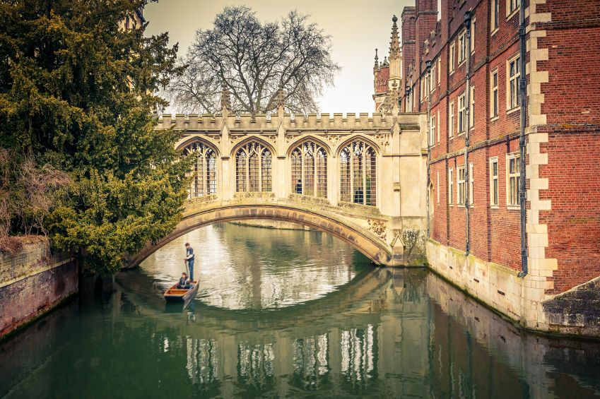 Bridge of Sighs, Cambridge