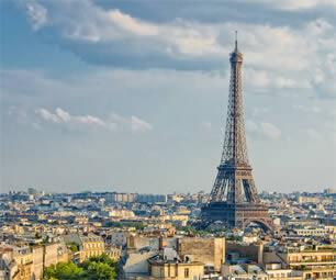 The Eiffel Tour, Paris