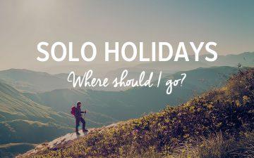 Staysure's solo travel destination finder